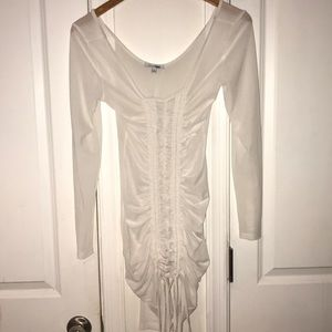 Fashion nova shear dress